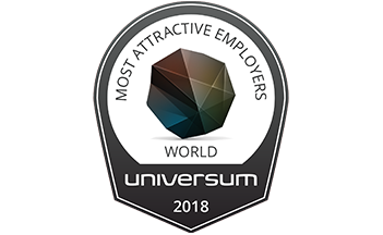 Most attractive employers award 2018