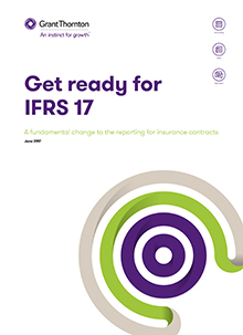 Get ready for IFRS 17