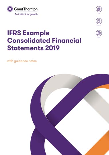 IFRS Consolidated Statements