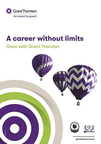 Career without limits