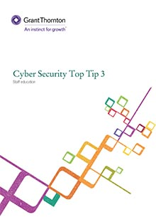 Cyber security tip 3