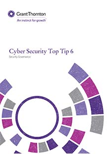 Cyber Security tip 6