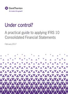 IFRS 10