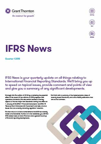IFRS News - Q1