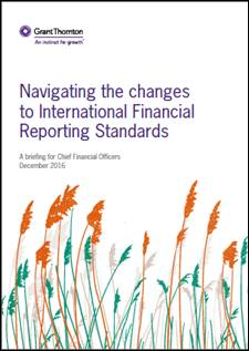 Navigating the Changes to IFRS for CFOs