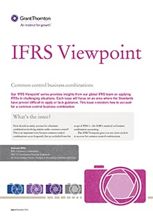 IFRS Viewpoint